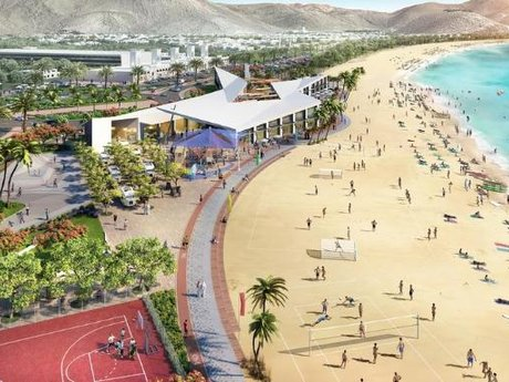 Korfakkan will become a new tourist destination in the UAE